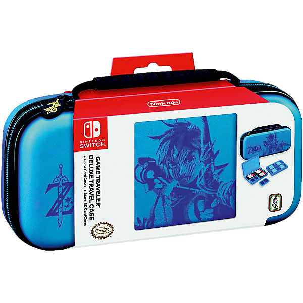 Switch Tasche Travel Case Zelda NNS44