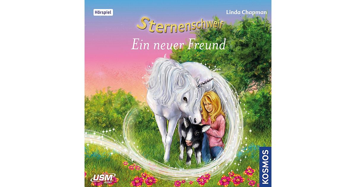CD Sternenschweif 42 - Ein neuer Freund Hörbuch