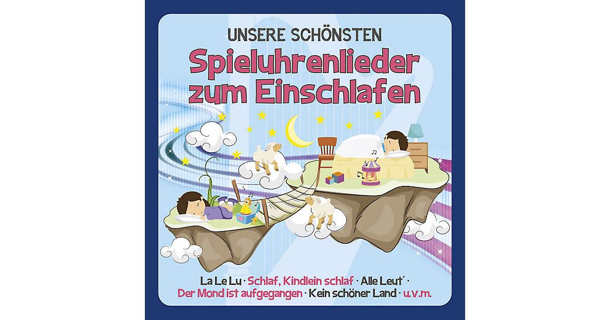 CD Familie Sonntag - Unsere schönsten Spieluhre...