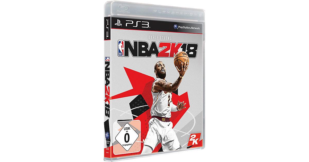 PS3 NBA 2K18