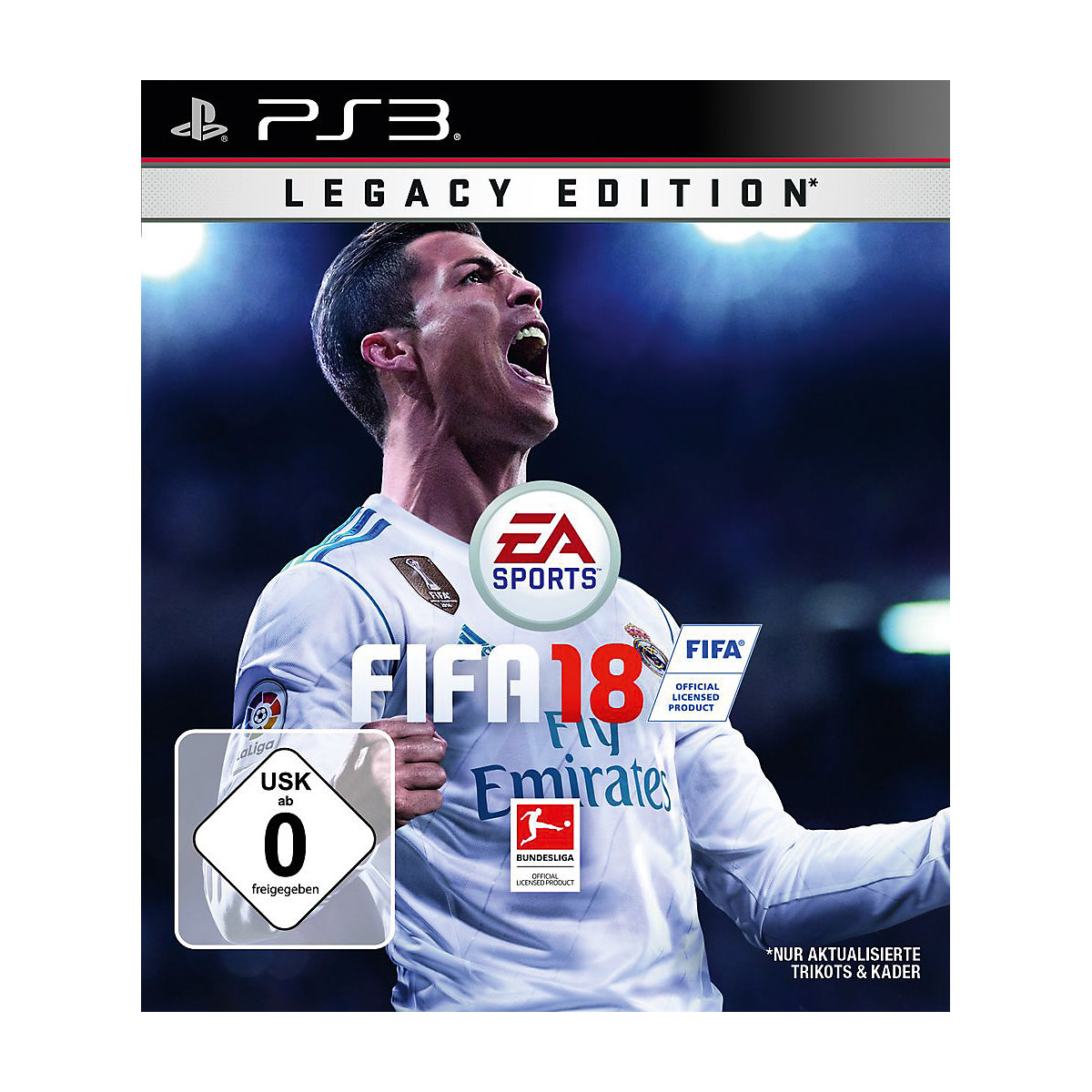 Playstation Fifa 18