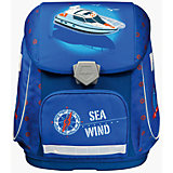 """Ранец MagTaller """"Ezzy II"""" Sea Wind, без наполнения"""