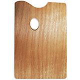 Прямоугольная деревянная палитра Малевичъ, 20х30 см