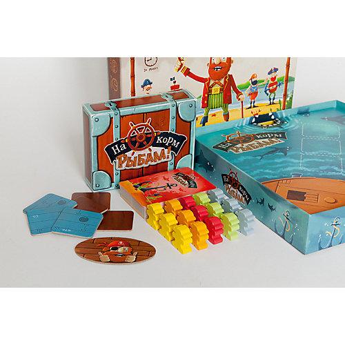 """Настольная игра """"На корм рыбам"""", Cosmodrome Games от Cosmodrome Games"""