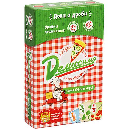 """Развивающая игра """"Делиссимо"""", Банда Умников"""