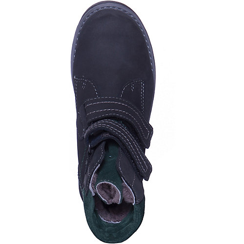 Утепленные ботинки Котофей - черный от Котофей