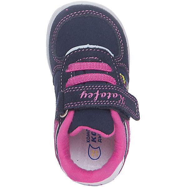 Кроссовки для девочки Котофей