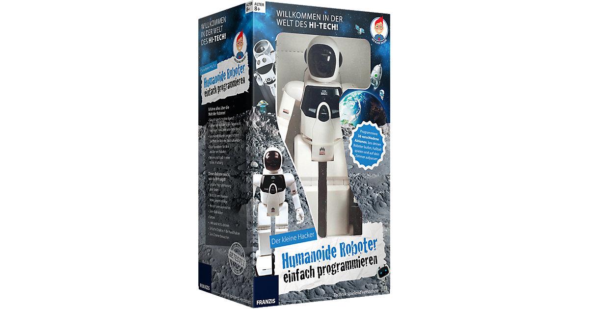 Der kleine Hacker: Humanoide Roboter einfach pr...