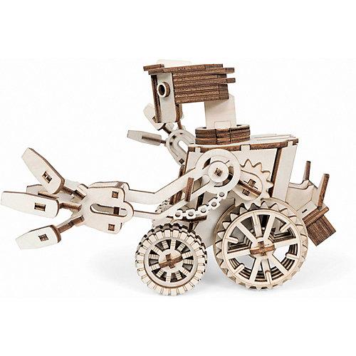 """Деревянный  3D конструктор подвижный """"Робот Макс"""", Lemmo от Lemmo"""