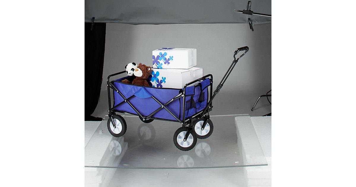 bollerwagen faltbar preisvergleich die besten angebote online kaufen. Black Bedroom Furniture Sets. Home Design Ideas