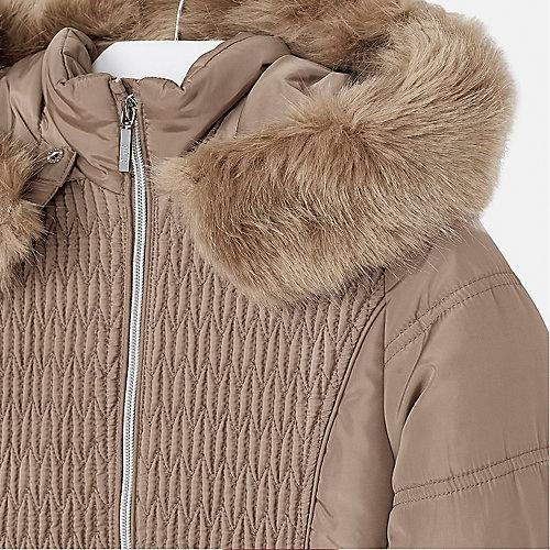 Демисезонная куртка Mayoral - коричневый от Mayoral