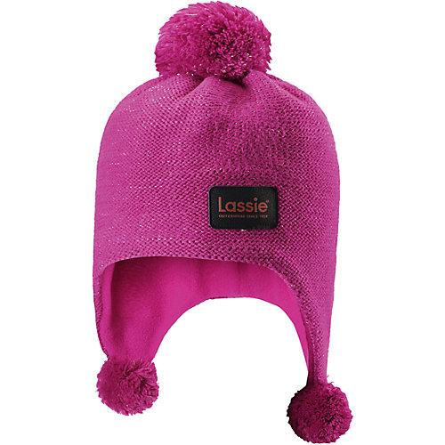 Шапка Lassie - розовый от Lassie