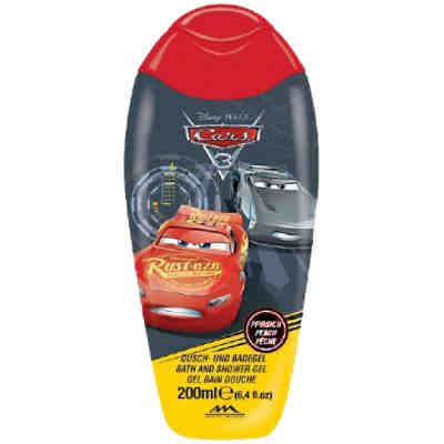 Dusch- & Badeschaum Disney Cars, 200 ml
