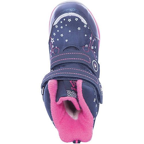 Утепленные ботинки Kapika - синий от Kapika