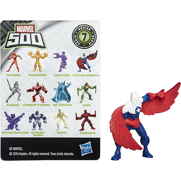Мини-фигурка Марвел, Hasbro