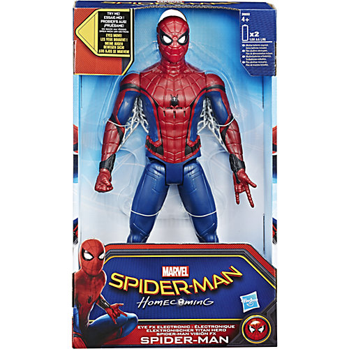 """Электронная фигурка """"Титан"""", Человек-паук, Hasbro от Hasbro"""