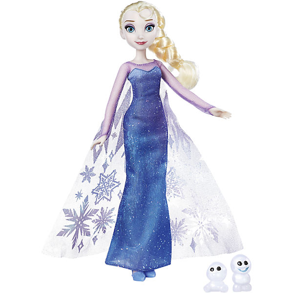 Модные куклы Анна или Эльза с другом, Холодное сердце, Hasbro