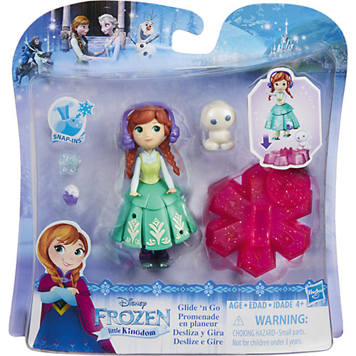 Маленькая кукла Анна, Холодное Сердце, Hasbro от Hasbro
