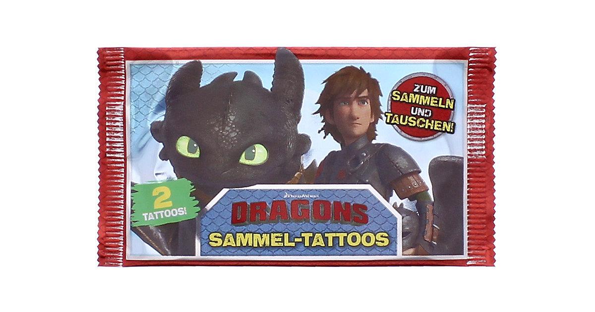 DRAGONS Tattoos 2017