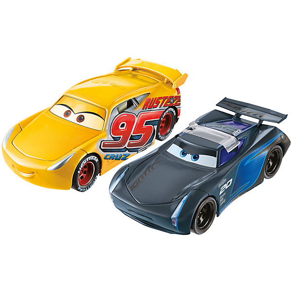 disney cars 3 berschlag zielrennen disney cars mytoys. Black Bedroom Furniture Sets. Home Design Ideas