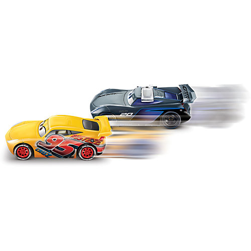 Машинки - перевёртыши Тачки от Mattel