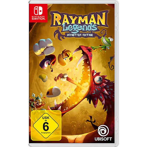 Nintendo Switch Rayman Legends Definite Edition