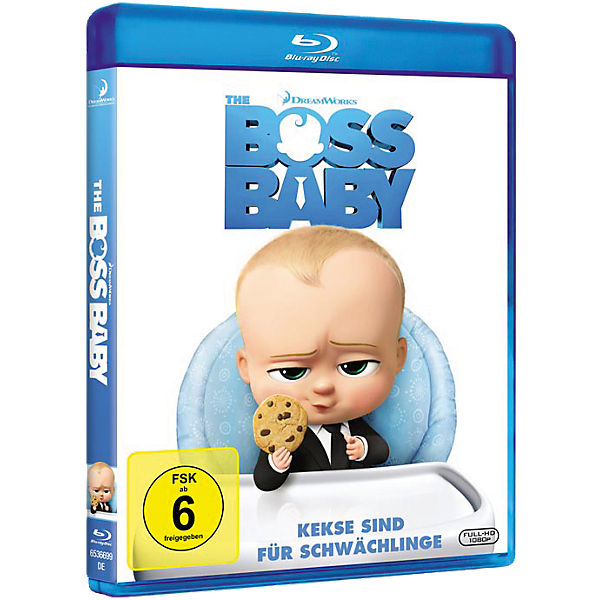 78f8f985c6a01 BLU-RAY The Boss Baby