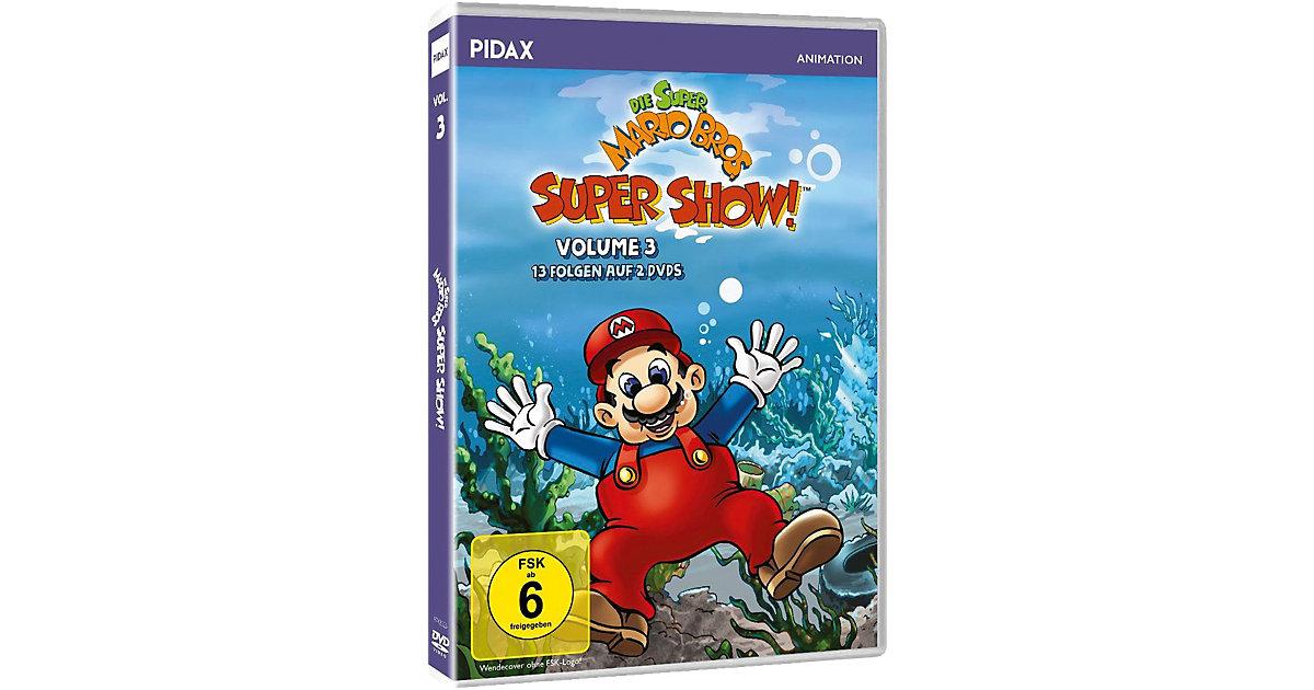 DVD Die Super Mario Bros. Super Show!, Vol. 3