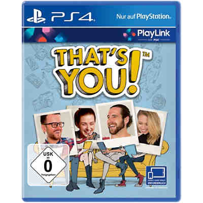 PS4 That's you! (PlayLink)