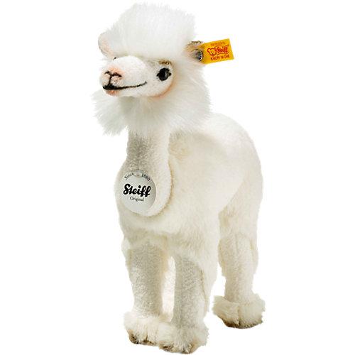Steiff Lama Lita creme, 24 cm stehend Sale Angebote Nievern