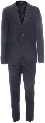 Комплект: пиджак и брюки для мальчика Orby - черный