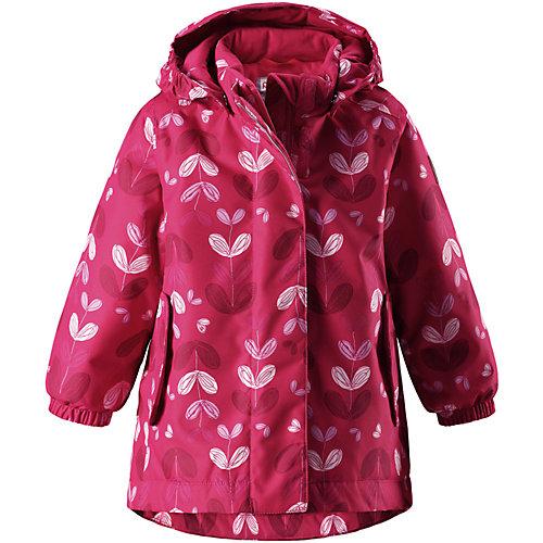Утепленная куртка Reima Ohra Reimatec - розовый от Reima