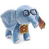 """Мягкая игрушка """"Слоненок"""", 38 попугаев, со звуком, Мульти-пульти"""