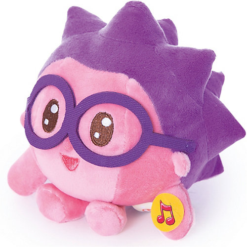 """Мягкая игрушка """"Ежик"""", Малышарики, 15см, со звуком, Мульти-пульти от Мульти-Пульти"""