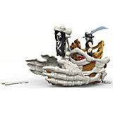 Набор Капитан Немо и скат Billy Bones' Boat, Fisher Price, Imaginext