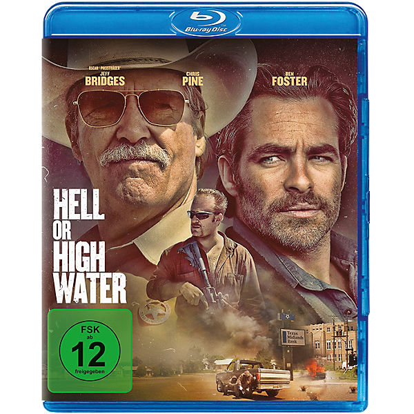 BLU-RAY Hell or High Water