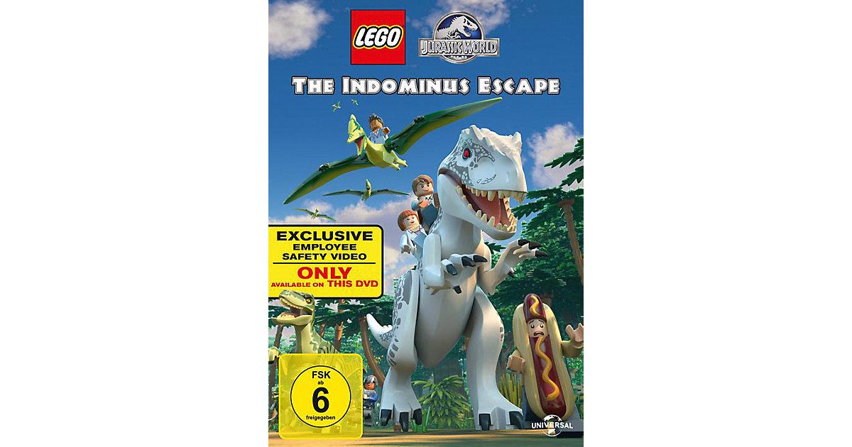 DVD LEGO Jurassic World: Indominus Rex bricht aus Hörbuch