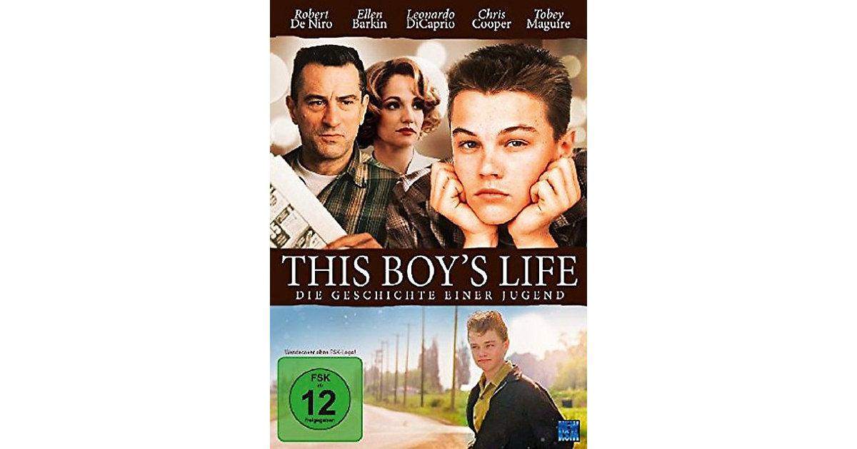 DVD This Boys life - Die Geschichte einer Jugen...