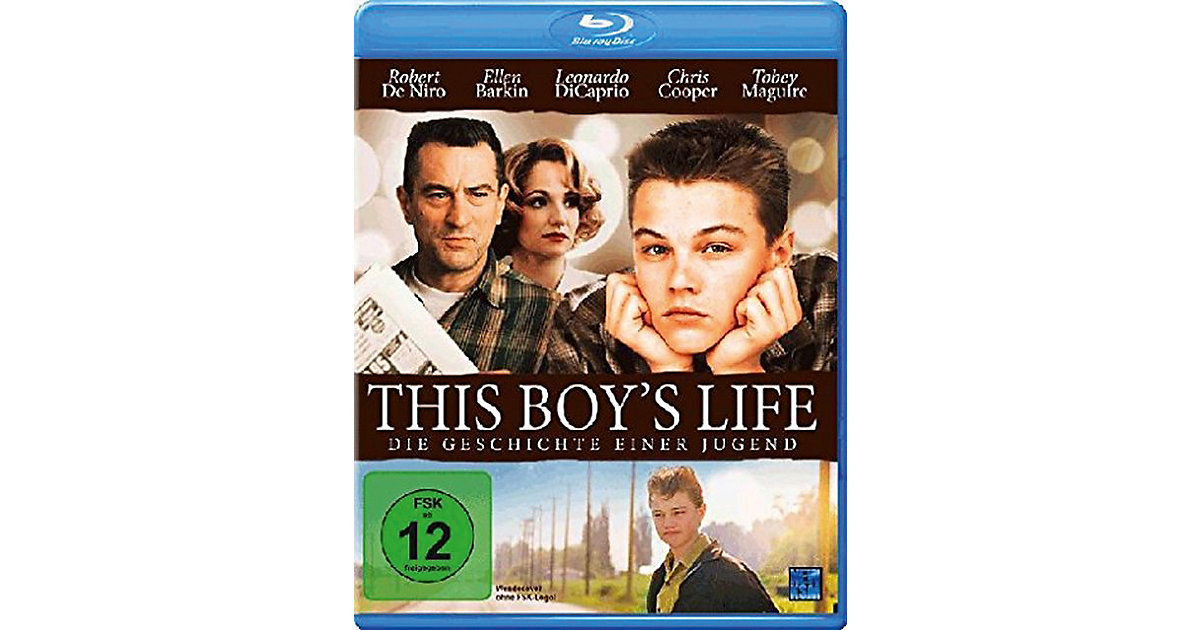 BLU-RAY This Boys life - Die Geschichte einer J...