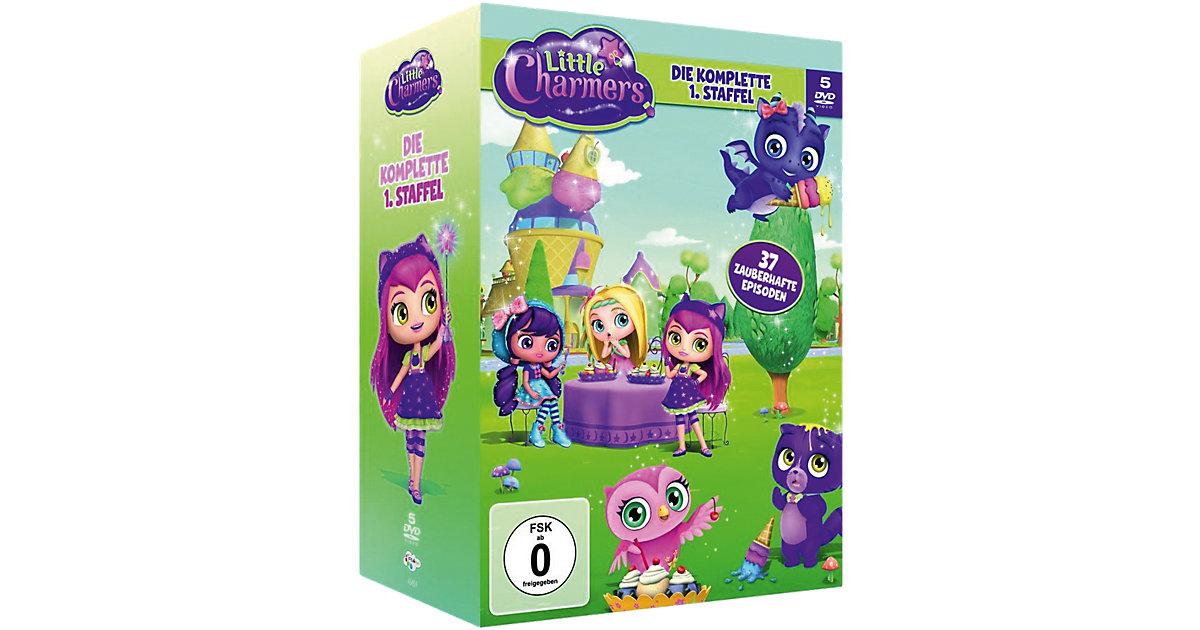 DVD Little Charmers - Die Komplette 1.Staffel (...