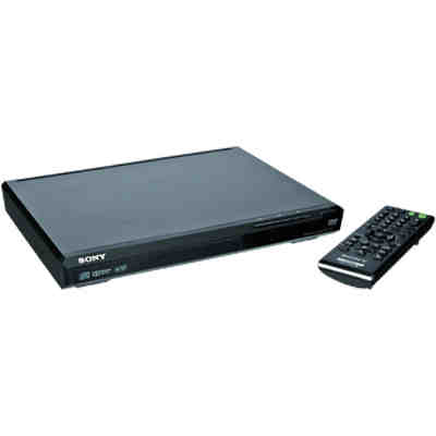 Sony DVD Player DVP-SR170B
