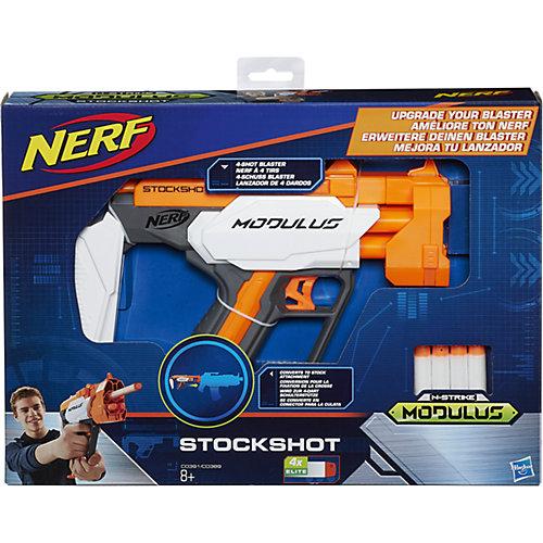 """Бластер Nerf """"Модулус"""" Бластер-приклад от Hasbro"""