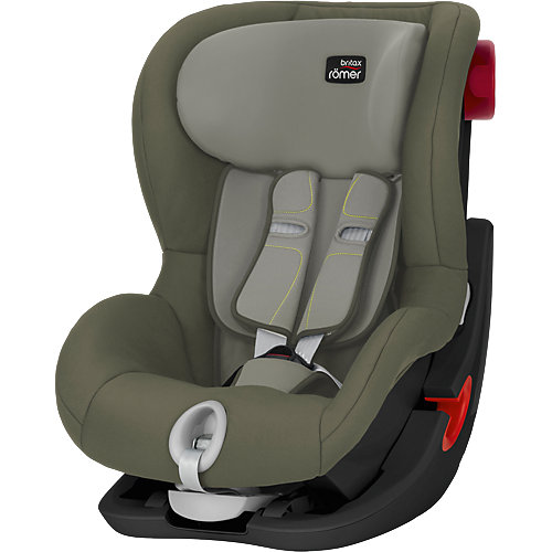 Britax Auto-Kindersitz King II, Black Series, Green, 2017 Gr. 9-18 kg Sale Angebote Gallinchen