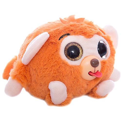 """Мягкая игрушка 1toy """"Дразнюка-Zoo"""" Обезьянка, 13 см, звук от 1Toy"""