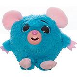 """Мягкая игрушка 1toy """"Дразнюка-Zoo"""" Мышка, 13 см, звук"""