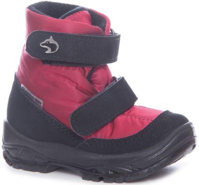 Утепленные ботинки Alaska Originale - красный