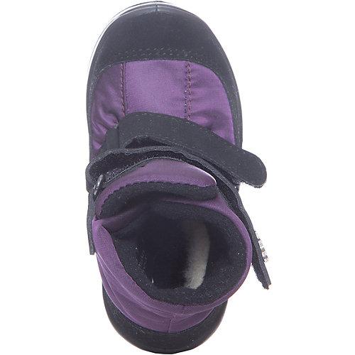 Утепленные ботинки Alaska Originale - лиловый от Alaska Originale
