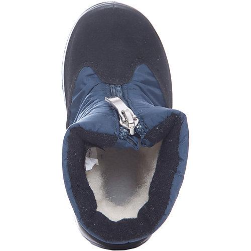 Утепленные сапоги Alaska Originale - синий от Alaska Originale