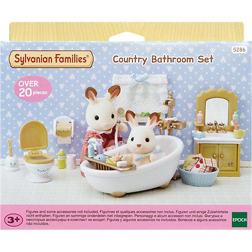 """Набор Sylvanian Families """"Мебель для ванной комнаты"""" от Эпоха Чудес"""