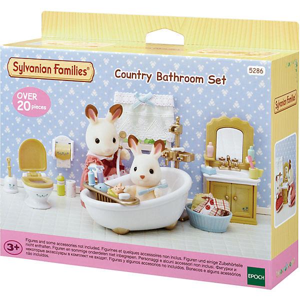 """Набор Sylvanian Families """"Мебель для ванной комнаты"""""""